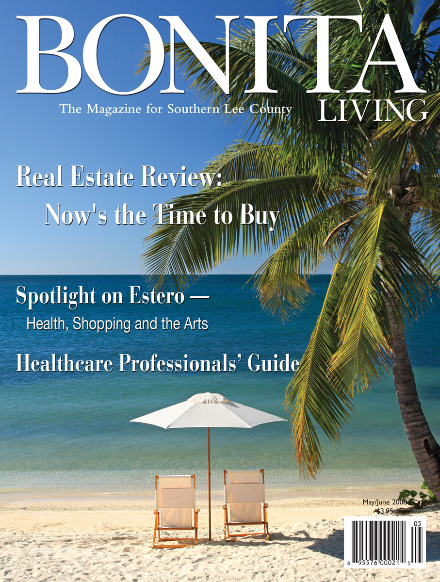 Bonita Estero Magazine - May-June 2008